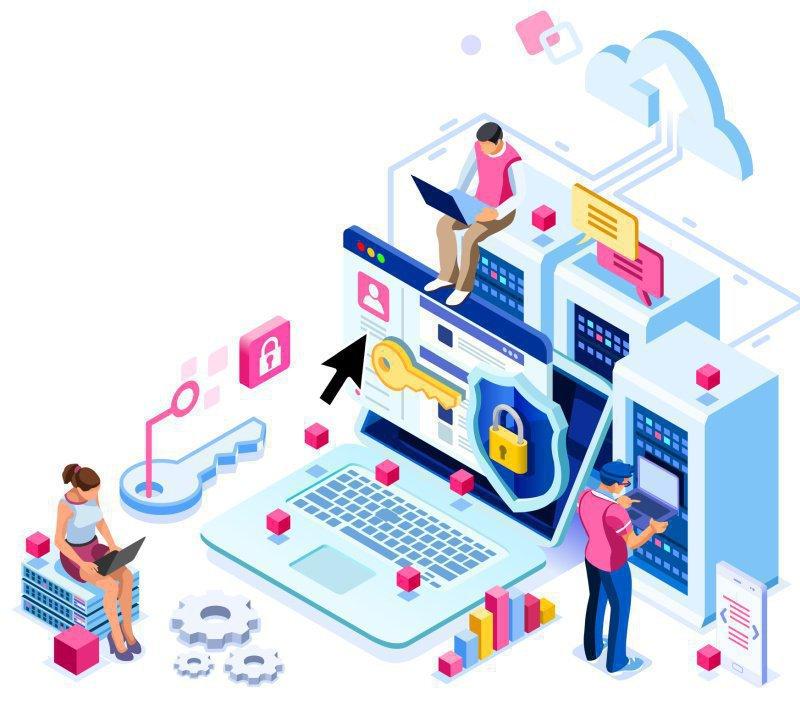 Privacy compliant website voor AVG dienstverlener