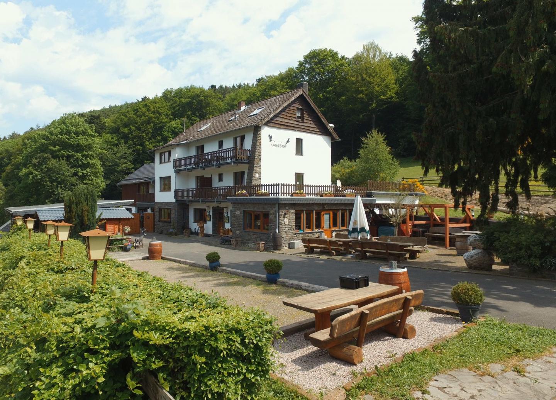 Groepsaccomodatie de Waldstube