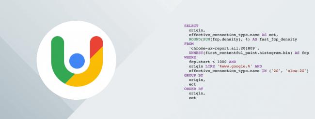 CrUX, RUM en BigQuery: echte gebruikersdata