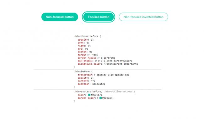 Gratis code voor toegankelijke en toffe button outlines