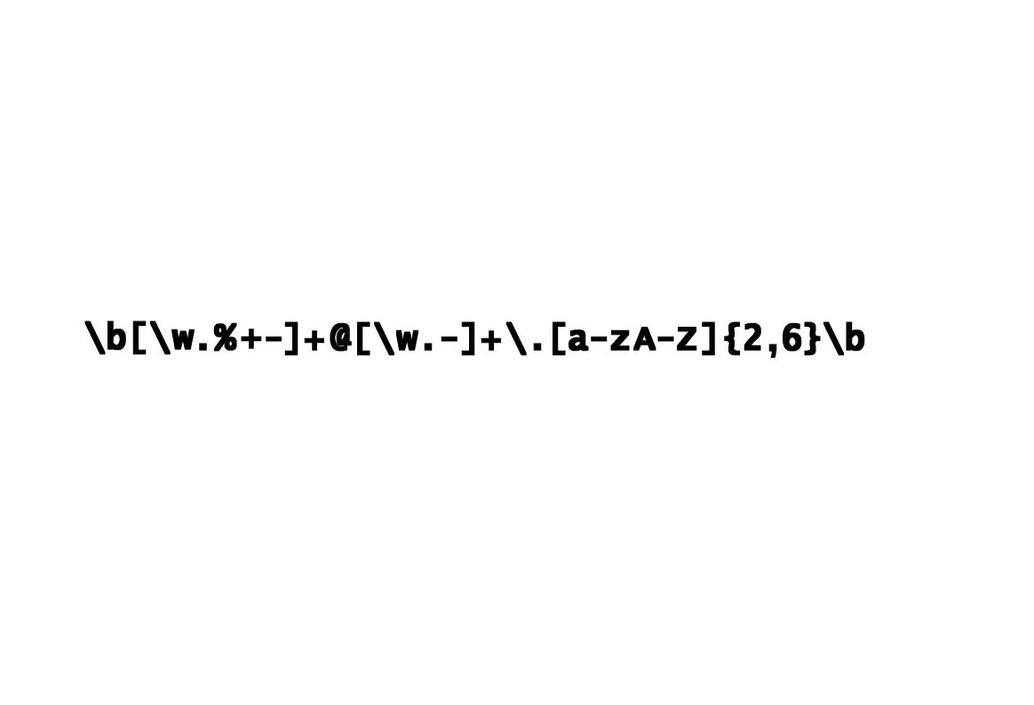 PHP micro optimalisatie: reguliere expressies